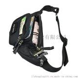 帆布腰包定制 休闲时尚手机包 户外旅行防水斜挎腰包