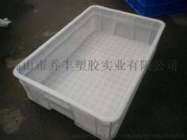 广州/江门/清远PE料塑料周转箱周转筐食品