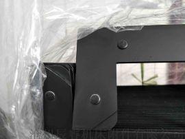 耐高温风琴式防护罩,可在高温环境下使用