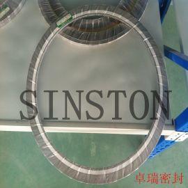 卓瑞密封生产日本JIS标准金属缠绕垫片
