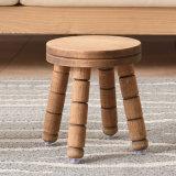 家用实木小凳子换鞋矮凳儿童创意东南亚风穿鞋凳