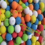 来图订制 研磨EVA球 EVA异形加工 浮水EVA球 彩虹EVA球 泡绵球