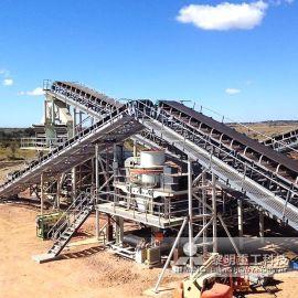 日产1500方机制沙石生产线
