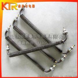 不锈钢翅片加热管 干烧散热片加热管 管道、烘箱设备用