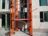 升降货梯价格 液压升降货梯 导轨式升降货梯实地安装图