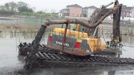 土方工程专用挖机液压污水清淤泵  搞排量污水泵
