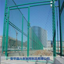 热镀锌勾花网 勾花网尺寸 球场护栏网安装