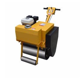 手扶式重型单钢轮轧道机厂家 自走式多功能小型压路机