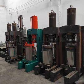 大型液压榨油机茶籽油榨油机食用油加工设备