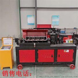 全自动液压调直机 可调直圆钢螺纹钢 数控较直机