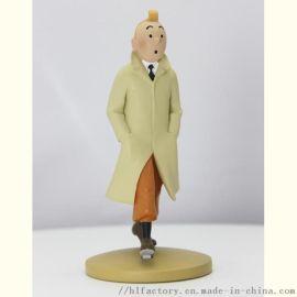 廠家定製注塑模型玩具手辦老頭