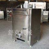 四川豆乾糖薰設備燒雞專用糖薰爐圖片