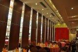 桂林酒店活動隔斷懸吊式摺疊門吊軌式屏風硬包低價促銷