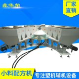 PVC自動稱重配料系統PVC自動混配生產線小料配方機可定製