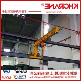 上海锟恒销售BZD-500KG悬臂吊 电动旋转1/2吨 壁吊机 单臂独臂吊