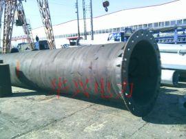 供应安徽池州10KV电力钢杆、电力钢管塔及铁塔基础件