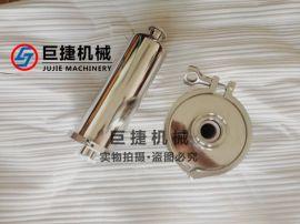 直通过滤器/PTFE滤芯管道卫生级过滤器