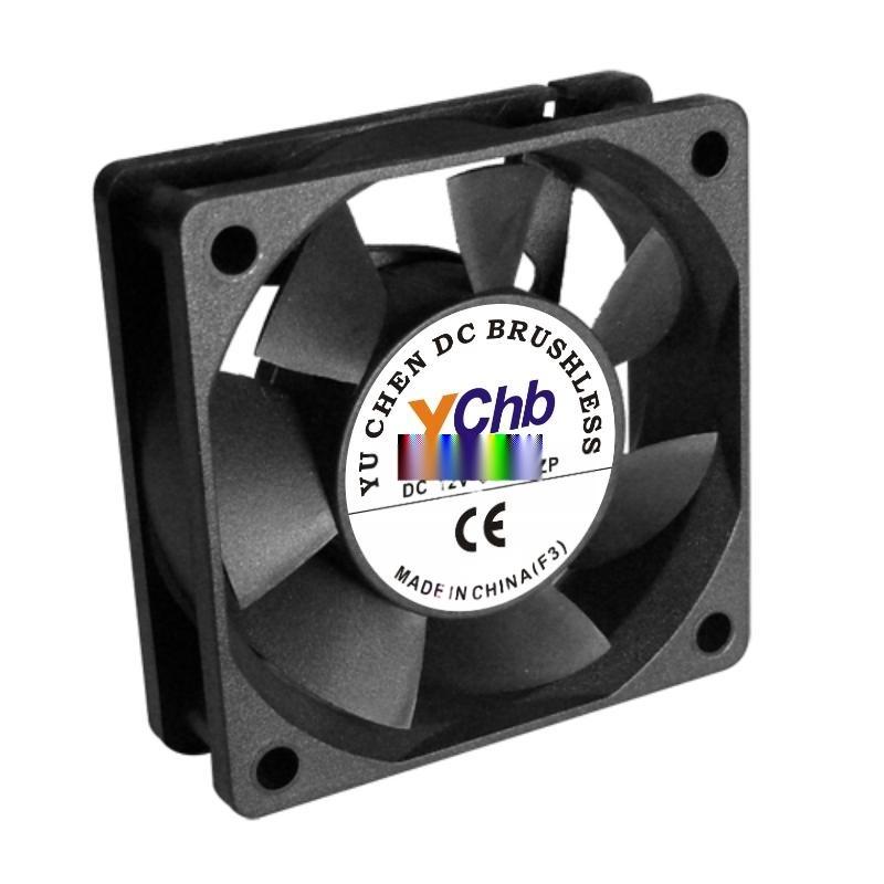 供應60*60*20機箱風扇,機櫃散熱風扇