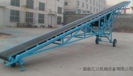 移动升降大货车装卸用皮带输送机 散料粮食输送设备