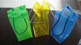 PVC  袋 彩色手提袋