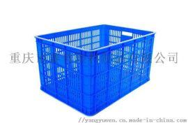百货筐  垫江680塑料筐  重庆塑料筐厂家