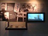 冷轧钢板博物馆展示柜制作