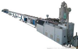 PE-X交联聚乙烯管材高速挤出成套设备
