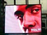 供应瓜州县KTV酒店LED显示屏,一线城市全彩LED大屏特价
