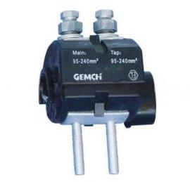 君策10KV高压电缆绝缘穿刺线夹 高压电缆分支器 电缆穿刺连接器