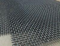 低廉的HHYH-005镀锌轧花筛网