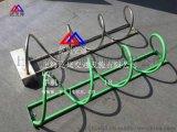自行车摆放架 环形自行车摆放架 自行车停车架