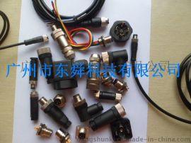 M12匯流排模組連接線/M12連接器