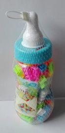 澄海玩具塑料小积木块益智力玩具赠品婴幼儿童玩具礼品