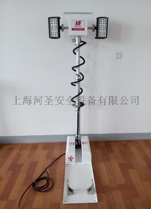 车载移动升降照明系统WD-18-220LED型