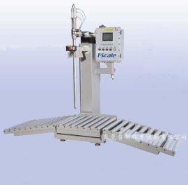 热销 50GL长管式液体定量灌装机 双斜坡半自动液体灌装机 可定制