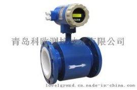 枣庄插入型电磁流量计厂家自来水流量计原理