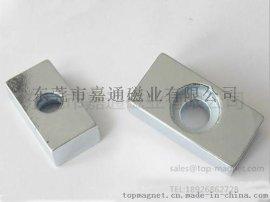 嘉通厂家直供异型方形圆形沉头包装工具玩具强力磁铁片n38