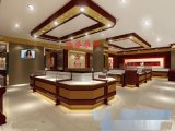 深圳展柜制作不锈钢珠宝展柜定制各种展柜工厂批发零售