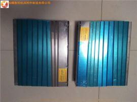 北京供应耐高温伸缩式防腐蚀 盔甲式不锈钢机床防护罩2017新品