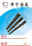 电力钢绞线 15.24 镀锌钢绞线 17.8预应力钢绞线 钢线材  济宁国龙