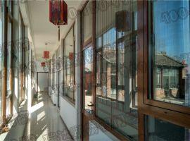北京朝阳忠旺70系列1.8mm断桥铝合金门窗