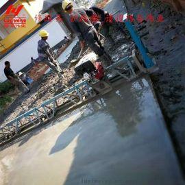 路易伟业混凝土路面整平机 桥面整平机 震动梁生产厂家 框架式振动梁混凝土路面摊铺机15154720558