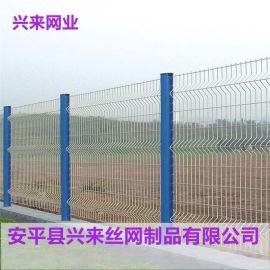 围墙网防护网 围墙网铁丝网 公园框架护栏网规格