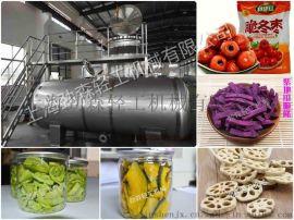 真空低温油浴脱水干燥机-国内 成熟的果蔬类农产品深加工设备