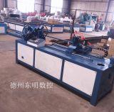 北京角鐵法蘭衝孔截斷生產線價格 角鋼法蘭生產線哪家好?