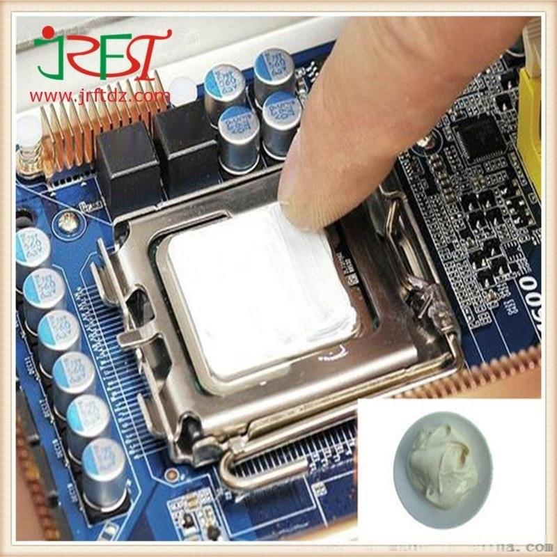 针管硅脂/1公斤罐装LED散热膏 导热膏 纳米导热硅脂 5.0W