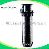 广东厂家供应不锈钢多级离心泵DBL4-15,大功率,高扬程