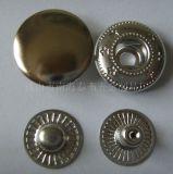 廠家專業提供加工 831標準鐵四合紐扣 金色四合扣 金屬鈕扣