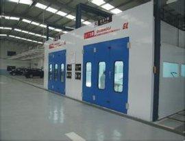 4S店汽车喷漆生产线