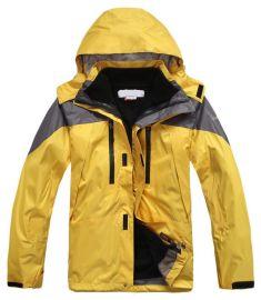 冬季防寒可脱卸两件套冲锋衣户外防寒冲锋衣